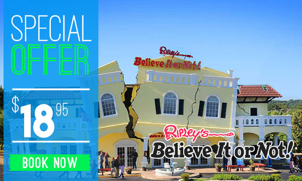 Discount Tickets to Ripley's Branson MO
