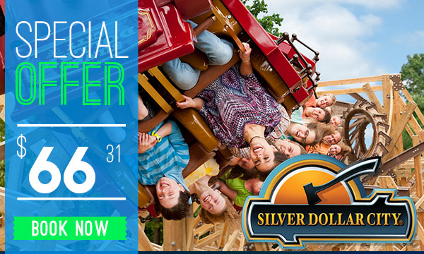 Discount Tickets to Silver Dollar City